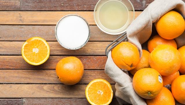 Апельсиновый Джем - пошаговый рецепт