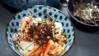 Отядзукэ с лососем - Рецепт