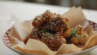 Острая запечённая курица с медом - пошаговый рецепт