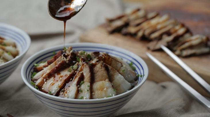Рис со свининой - пошаговый рецепт