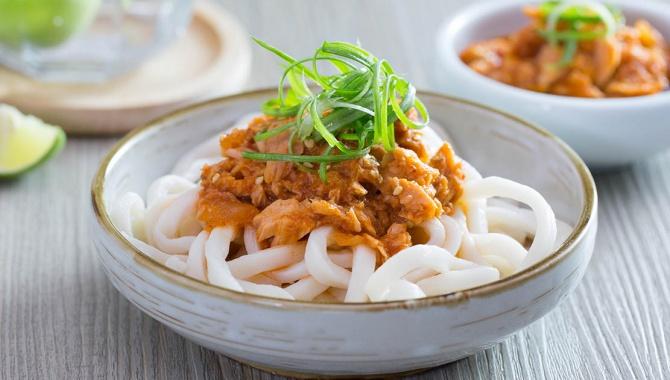 Острый соус с тунцом - пошаговый рецепт