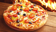 ДОМАШНЯЯ ПИЦЦА быстро и легко ♥ Тесто для пиццы рецепт