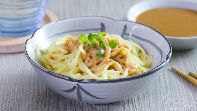 Кунжутный соус с чесноком - Рецепт