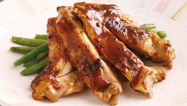 Курица с мисо - Рецепт