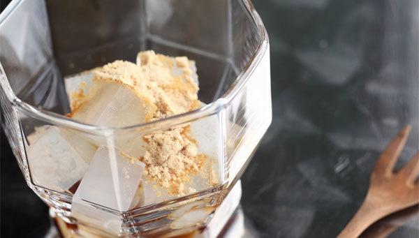 Желатиновый десерт из кантена - Рецепт