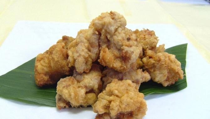 Темпура из курицы - Рецепт