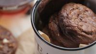 Шоколадное печенье - пошаговый рецепт