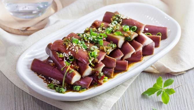 Баклажаны с острым чесночным соусом - пошаговый рецепт