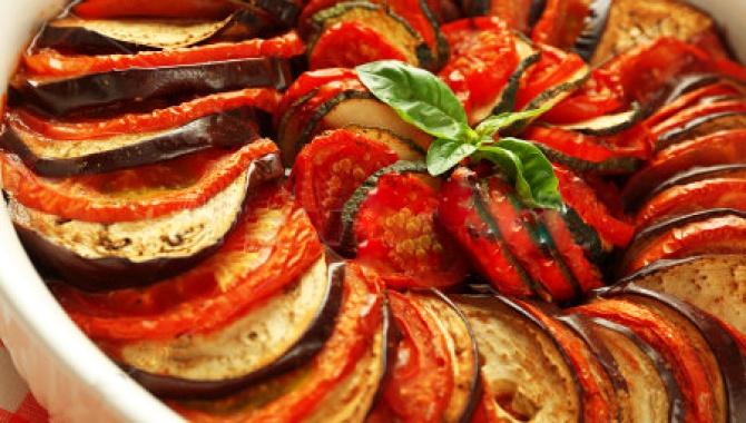 РАТАТУЙ - Запеченные овощи по-французски рецепт