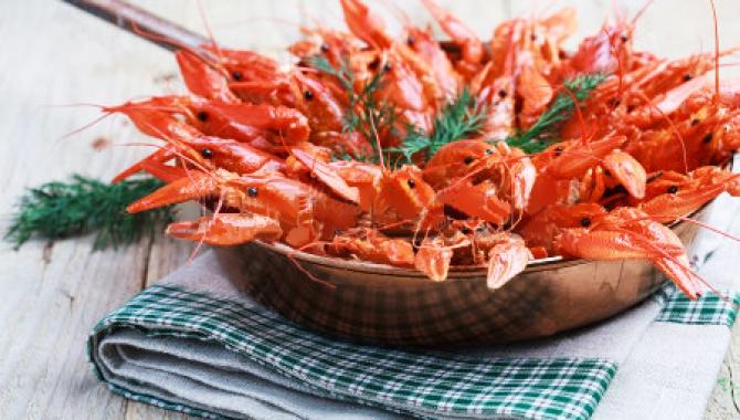 Жареные раки в сливочном соусе рецепт ✪ Как приготовить раков
