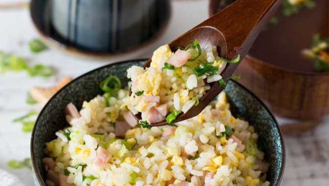 Якимэси – японский жареный рис