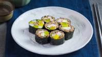 Суши-роллы с лапшой соба - пошаговый рецепт