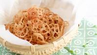 Хрустящие чипсы из Ренкона - Рецепт