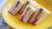 Фруктовый Сэндвич - Рецепт