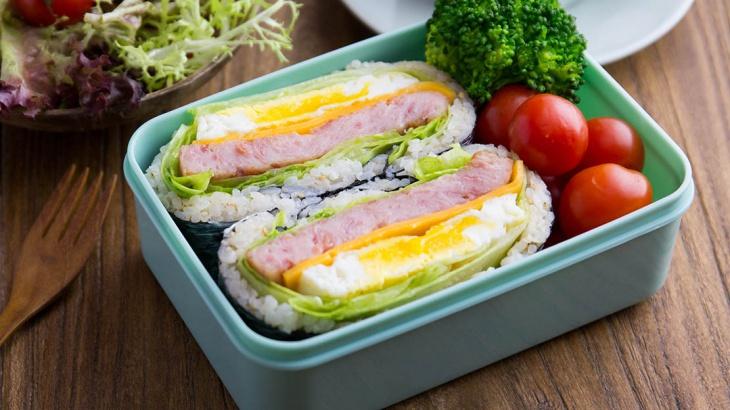 Спам Онигирадзу - пошаговый рецепт