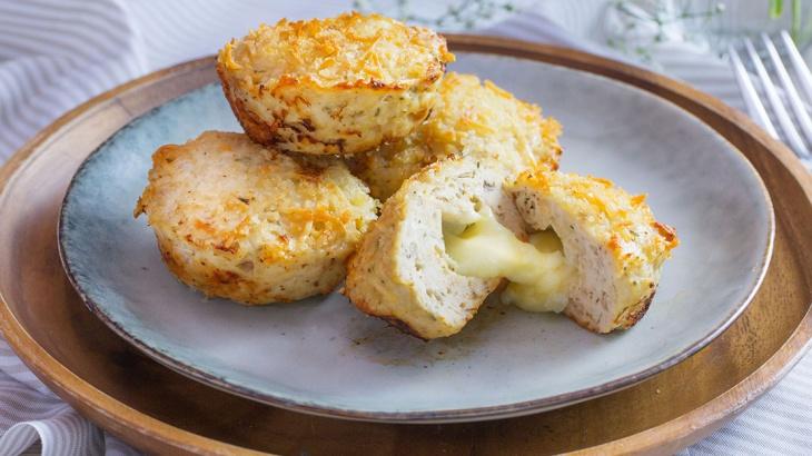 Куриные рулетики с сыром - пошаговый рецепт