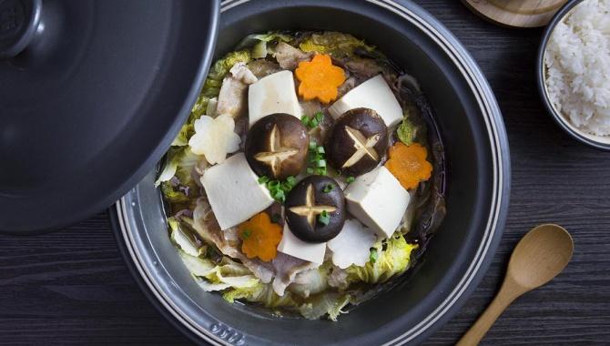 Тушеная свинина с тофу - пошаговый рецепт