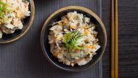 Рис с лососем - пошаговый рецепт