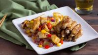 Жареные куриные крылышки с тмином и картофелем - пошаговый рецепт