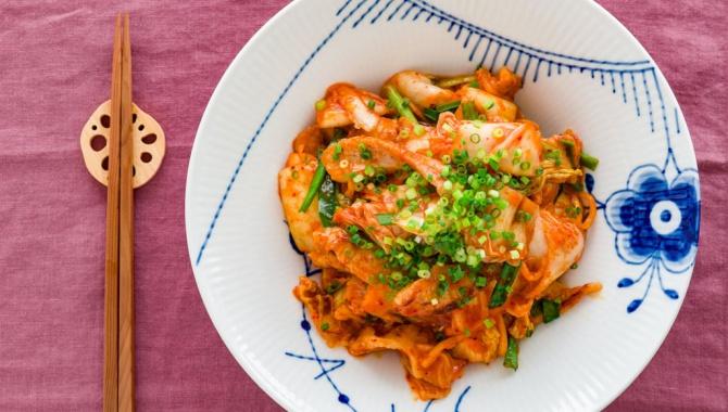 Бута Кимчи - пошаговый рецепт