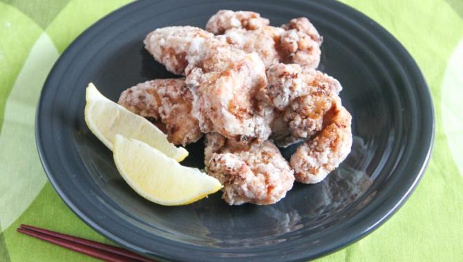 Курица Тацутаагэ - Рецепт