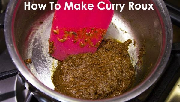 Как приготовить соус-приправу Карри (Curry Roux)?