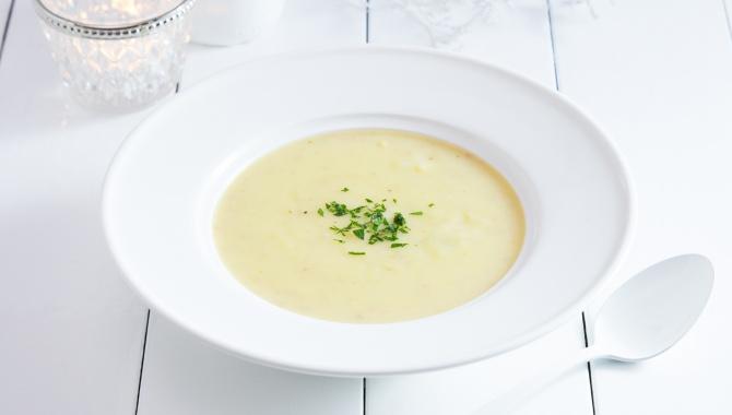 Сливочный картофельный суп - пошаговый рецепт