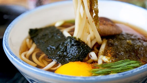 Суп с лапшой Удон - рецепт