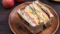 Корейский сэндвич - пошаговый рецепт