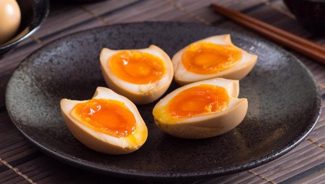 Вареные яйца - Рецепт