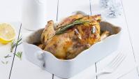 Запеченная курица с лимоном и медом - пошаговый рецепт