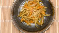 Кинпира Гобо - рецепт
