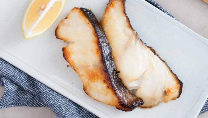 Запеченная рыба с пастой мисо - пошаговый рецепт