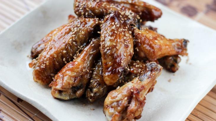 Куриные крылышки в соусе терияки - пошаговый рецепт