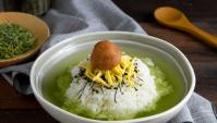 Рис с японским чаем и сливой - пошаговый рецепт
