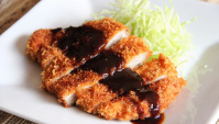 Тонкацу - жареная свинина - Рецепт