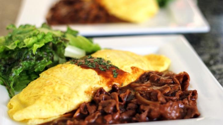 Омухаяси - пошаговый рецепт