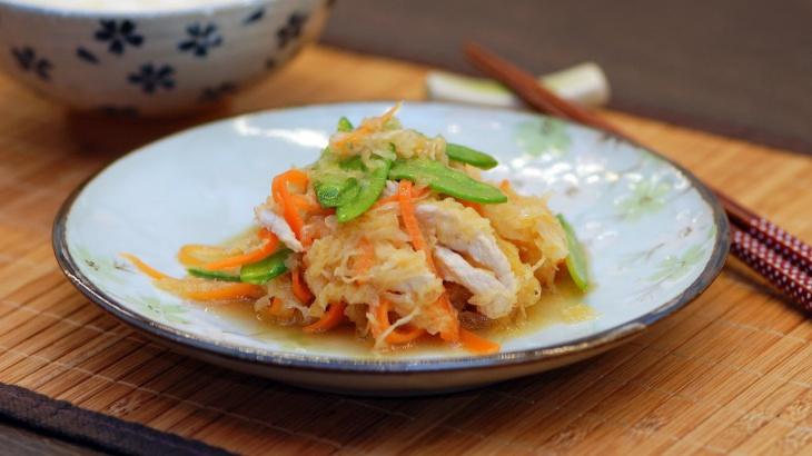 Вареный кирибоси дайкон - рецепт