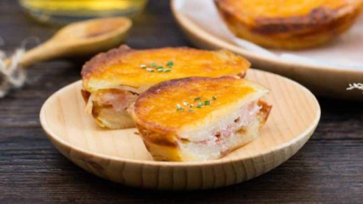 Картофель с сыром - пошаговый рецепт