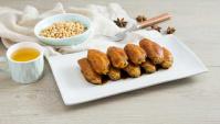 Куриные крылышки в сладком соевом соусе - пошаговый рецепт