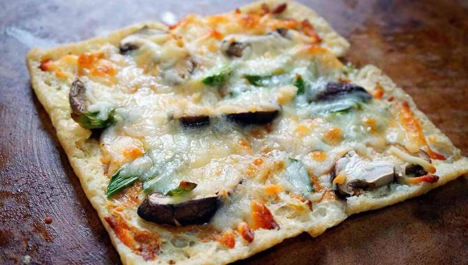 Пицца из абураагэ - Рецепт