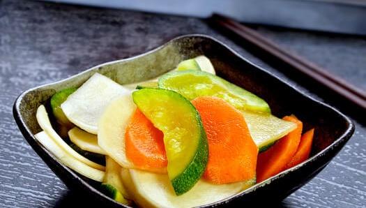 Цукэмоно – японские соленья - Рецепт
