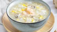Суп с морепродуктами и тофу - пошаговый рецепт