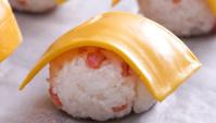 Три рисовых шарика для пикника - пошаговый рецепт