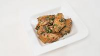 Куриные крылышки с зеленым луком - пошаговый рецепт