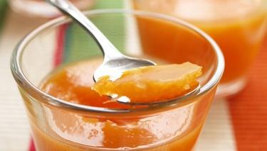 Морковное желе - пошаговый рецепт