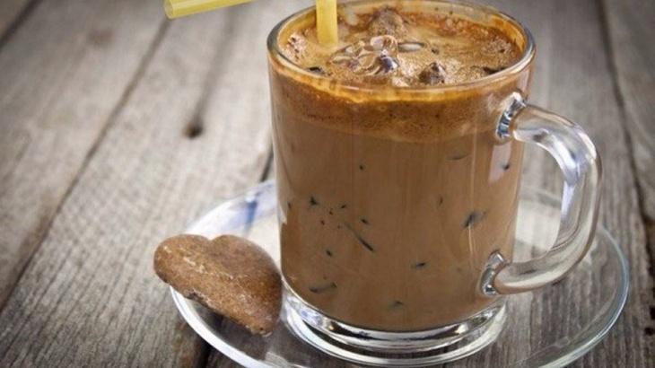 Шоколадно-кофейный фраппе - Рецепт