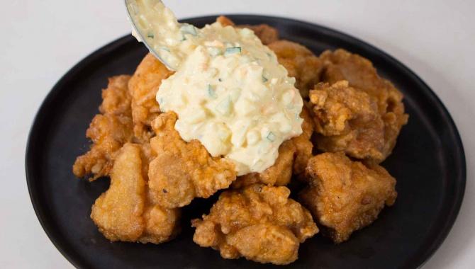 Курица Нанбан - пошаговый рецепт