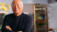 Юкио Хаттори - один из самых оживленных мужчин Японии