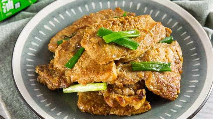 Свиные отбивные в соевом соусе - пошаговый рецепт